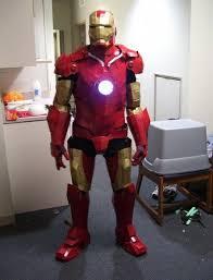 Halloween Costumes Iron Man Iron Man Costumes Men Women Kids Parties Costume