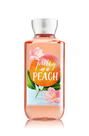 pretty as a peach shower gel signature collection bath body pretty as a peach shower gel signature collection bath body works