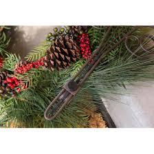 accessories stocking hooks burlap wreath coat hanger wreath
