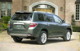 2008 toyota highlander reliability suv review 2008 toyota highlander hybrid driving