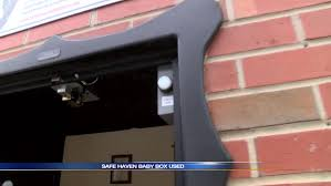 porte box auto infant left in la porte county baby box is in health say