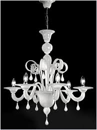 Cut Glass Chandeliers Nice All White Chandelier Buy 4 Lights All White Hand Cut Glass