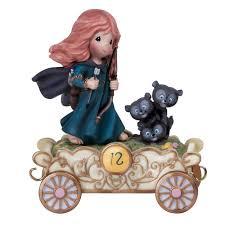 precious moments disney merida from brave figurine age 12