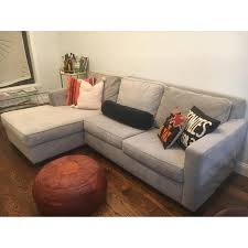 West Elm Sectional Sofa Sofa West Elm Henry Chaise Sectional Sofa Aptdeco