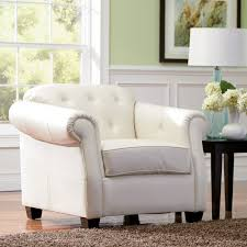 Upholstered Living Room Chairs Chair Design Ideas White Living Room Chairs White Living