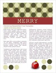 22 microsoft newsletter templates u2013 free word publisher inside