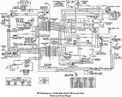 dodge d series d100 600 and power wagon w100 500 wiring diagram
