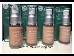 Daftar Paket Make Up Wardah foundation wardah exclusive series camakeupshop