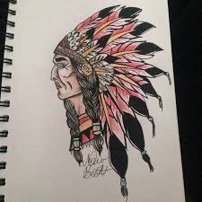 Indian Art Tattoo Designs Best 20 Red Indian Tattoo Ideas On Pinterest Red Indian Costume