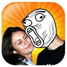 Meme Face Creator - troll face camera meme creator rage comic maker on the app store