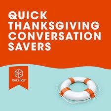 thanksgiving conversation savers bulu box