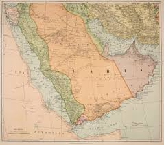 arabia map file map of arabia early 20th century jpg wikimedia commons
