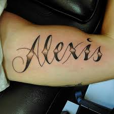 Names In Tattoos 130 Amazing Name Tattoos Designs And Ideas May 2018
