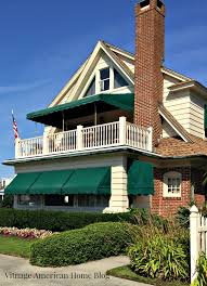 Canvas Awnings For Sale Top 30 Curb Appeal Tricks Vintage American Home