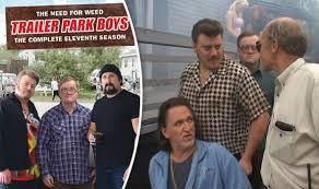 when does trailer park boys season 11 start netflix date cast