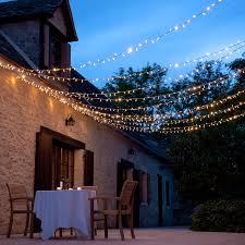 Patio Lighting Options by Patio Lighting Ideas Love The Garden