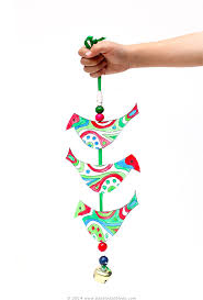 simple christmas craft ideas holiday bell tota babble dabble do
