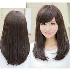 shoulder length hairstyle korean awesome korean drama hairstyle