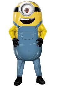 inflatable minion stuart costume purecostumes