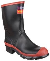 red band mens calf wellington boot