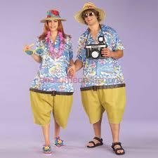 Hysterical Halloween Costumes 10 Tacky Tourist Costume Ideas Hawaiian
