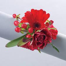Red Prom Corsage Prom Flowers Dream World Florist U0026 Decor Miramar Miami And Ft