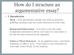 Argument Writing An Introductory Guide for High School Students     How do I structure  Argument Writing An Introductory Guide for High School Students