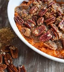paula deen thanksgiving pecan pie sweet potato brown sugar pecan bake modern honey