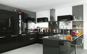 cuisine noir laqué cuisine noir laquée recherche idée ha cuisine