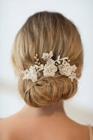 flower hair pins flower hair pins for wedding 67 best hair accessories images on