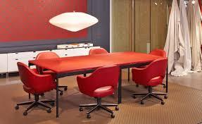 Saarinen Arm Chair Design Ideas Saarinen Executive Swivel Arm Chair Hivemodern Com