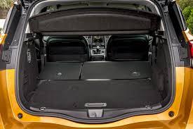 renault captur trunk renault scenic estate 2016 features equipment and