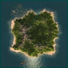 Treasure Island Map Treasure Island Rpg Map By Tomasreichmann On Deviantart
