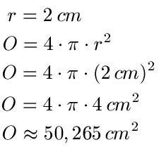 kugeloberfläche geometrie volumen und oberfläche quader zylinder und kugel