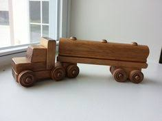 Build Big Wood Toy Trucks by Handmade Toy Log Truck Handmade Toys Toy And Wooden Toys