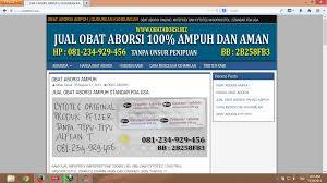 Obat Aborsi Uh Apotek Penjual Aborsi Uh Yogyakarta Cytotectablet Com Apotek