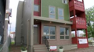 more shipping container homes to be built in detroit youtube