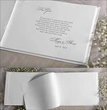 Wedding Wishes Book Shabby Chic Wedding Guest Book Idea Modwedding