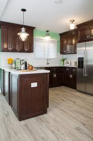 wood stain kitchen cabinets kitchen staining kitchen cabinets before and after rustic brown