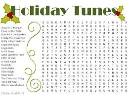 36 printable christmas word search puzzles kitty baby love