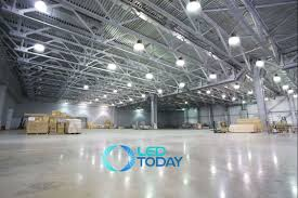 one of the many benefits of warehouse led lighting includes led