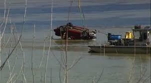 body found inside car that went over bridge into ohio river