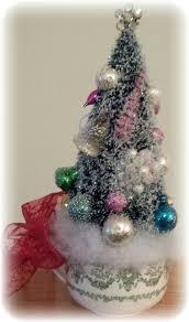 732 best bottle brush trees wreaths images on bottle