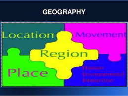 5 themes of geography lesson the five themes of geography