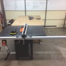 laguna router table extension laguna tools fusion series 1 3 4hp tablesaw with 36 fence rockler