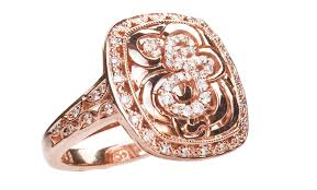 Gold Monogram Rings Rose Gold Beautiful Watches And Rings Without The Thorns Little