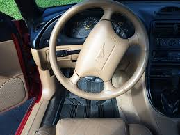 1996 mustang seats 5 things i about my 1996 ford mustang gt driveandreview