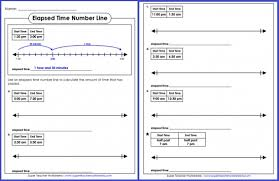 ideas collection teaching elapsed time with a number line about