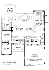 donald gardner floor plans open floor plans by donald gardner home design plan