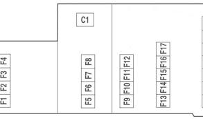 2006 mercury mountaineer fuse box mercury wiring diagrams for
